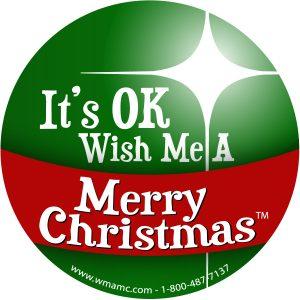 It's OK Wish Me a Merry Christmas