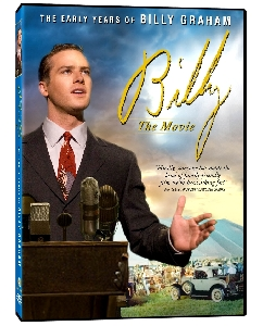 Billy The Eraly Years of Billy graham DVD